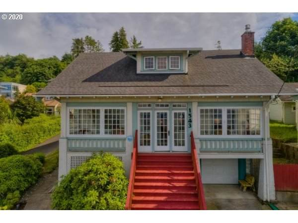1543 Jerome Ave, Astoria, OR 97103 (MLS #20484543) :: Song Real Estate