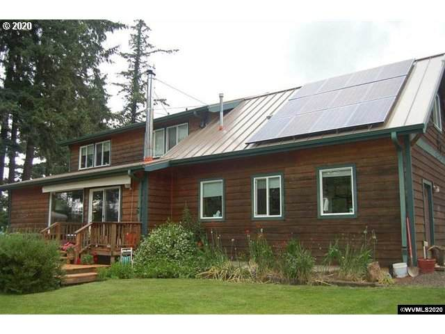 12012 S Wildcat Rd, Molalla, OR 97038 (MLS #20500595) :: Change Realty