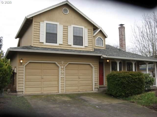 7450 SW 163RD Pl, Beaverton, OR 97007 (MLS #20501072) :: Cano Real Estate