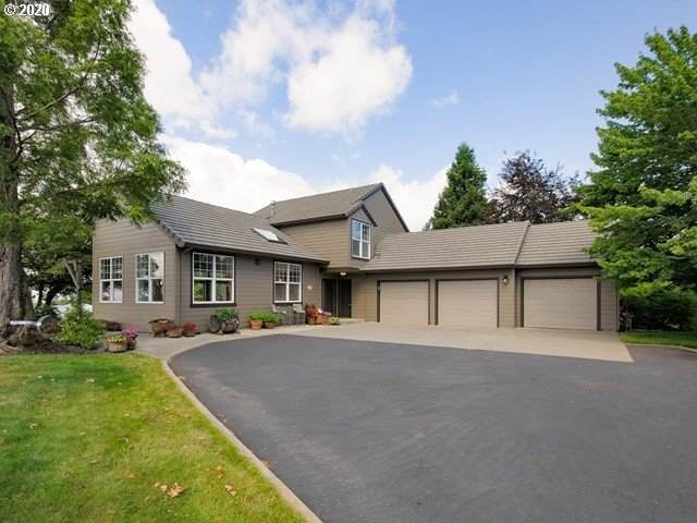 11303 NW Skyline Blvd, Portland, OR 97231 (MLS #20501149) :: The Galand Haas Real Estate Team