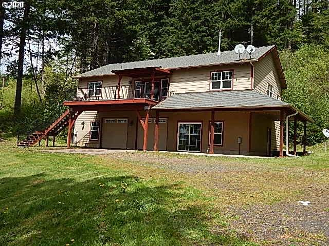 92 Camp Cedars Ln, Stevenson, WA 98648 (MLS #20509814) :: Townsend Jarvis Group Real Estate