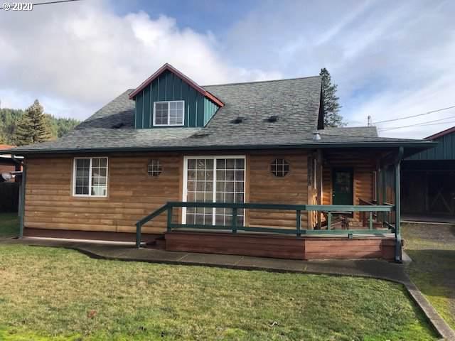 76475 Spot St, Oakridge, OR 97463 (MLS #20519188) :: McKillion Real Estate Group