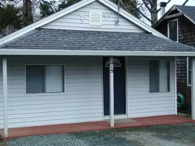 215 S Falcon St, Rockaway Beach, OR 97136 (MLS #20528209) :: McKillion Real Estate Group
