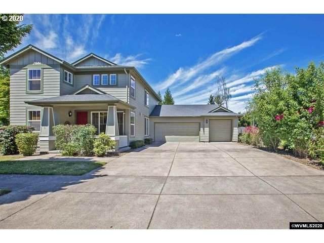 5585 Jeffrey Way, Eugene, OR 97402 (MLS #20529571) :: Song Real Estate