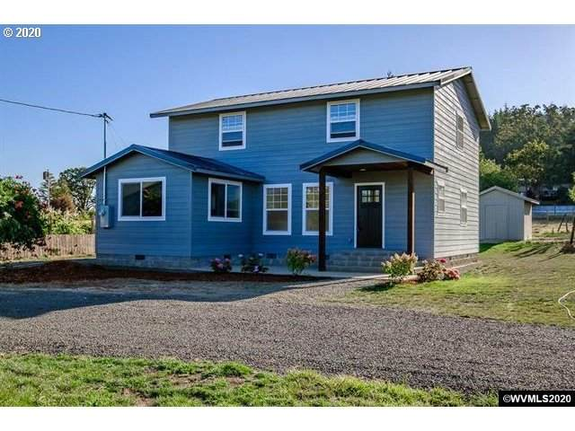 26743 Bellfountain Rd, Monroe, OR 97456 (MLS #20530638) :: Piece of PDX Team