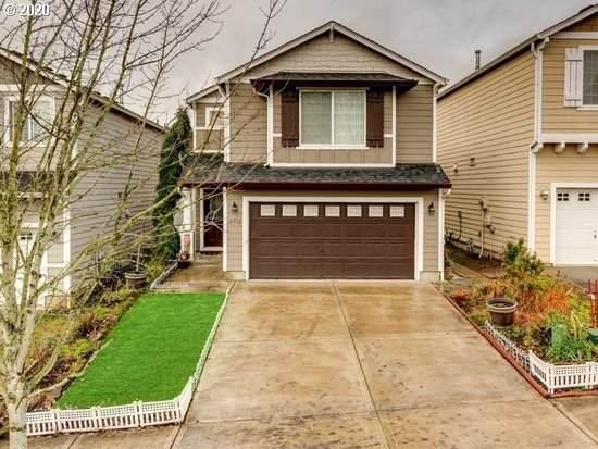 5514 NE 71ST Ave, Vancouver, WA 98661 (MLS #20542527) :: Holdhusen Real Estate Group