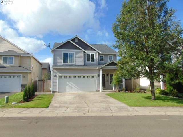 4008 NE 166TH Ave, Vancouver, WA 98682 (MLS #20560714) :: Stellar Realty Northwest