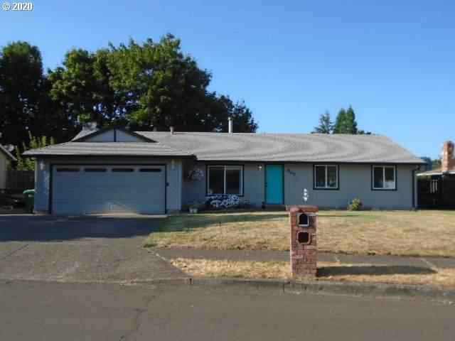 607 SE 17TH St, Troutdale, OR 97060 (MLS #20569107) :: Stellar Realty Northwest