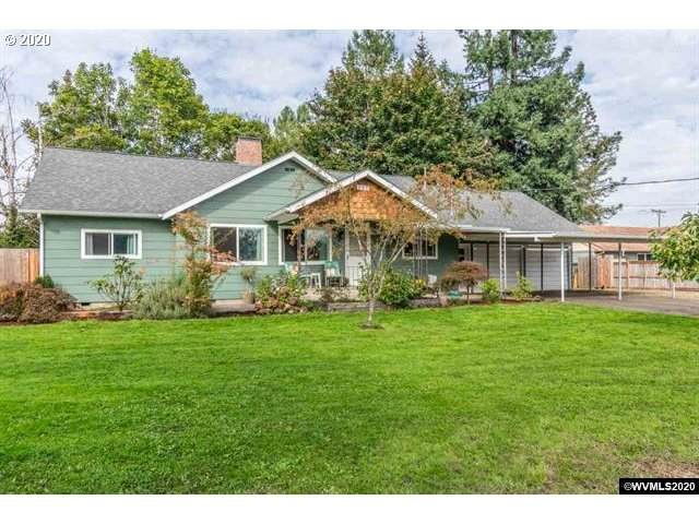 2040 Stoltz Hill Rd, Lebanon, OR 97355 (MLS #20575270) :: The Liu Group