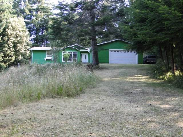 28420 Hunter Creek Ht, Gold Beach, OR 97444 (MLS #20594499) :: Beach Loop Realty