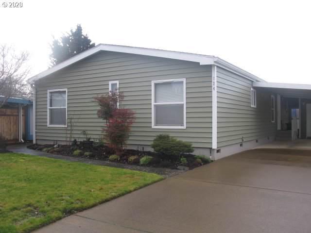 3355 N Delta Hwy #124, Eugene, OR 97408 (MLS #20602557) :: McKillion Real Estate Group