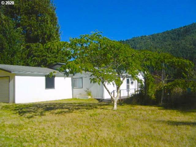 34496 Cedar Valley Rd, Gold Beach, OR 97444 (MLS #20606815) :: Townsend Jarvis Group Real Estate