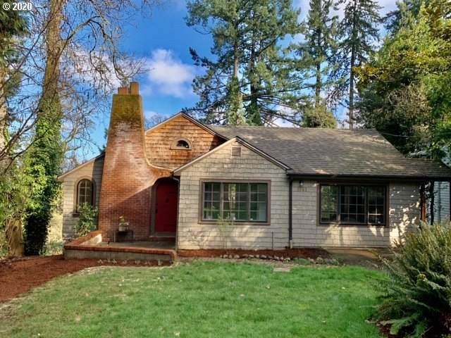 1661 Sylvan St, Eugene, OR 97403 (MLS #20615108) :: Townsend Jarvis Group Real Estate