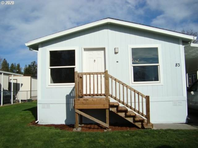 4501 Addy St #83, Washougal, WA 98671 (MLS #20616016) :: McKillion Real Estate Group