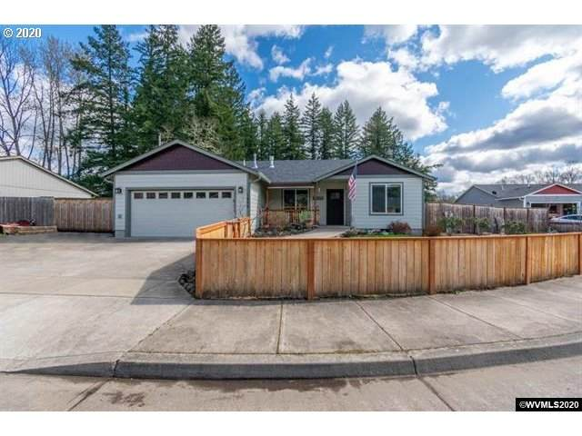 1993 37TH Cir, Sweet Home, OR 97386 (MLS #20620525) :: Song Real Estate