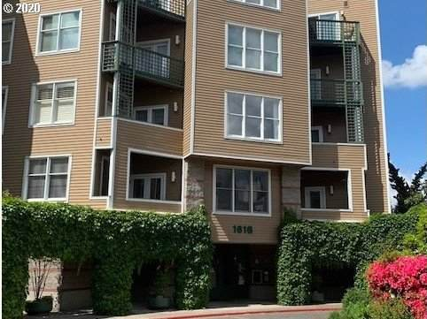 1616 S Harbor Way #309, Portland, OR 97201 (MLS #20629139) :: Townsend Jarvis Group Real Estate