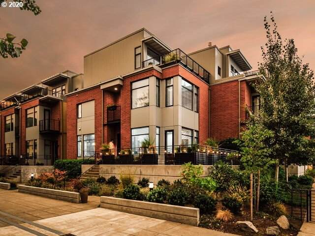 1710 NW Riverscape St, Portland, OR 97209 (MLS #20629163) :: The Liu Group