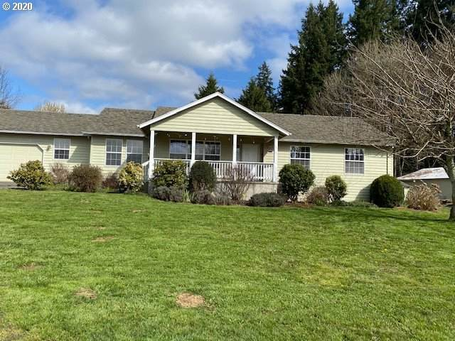 58464 S Bachelor Flat Rd, Warren, OR 97053 (MLS #20667823) :: Cano Real Estate