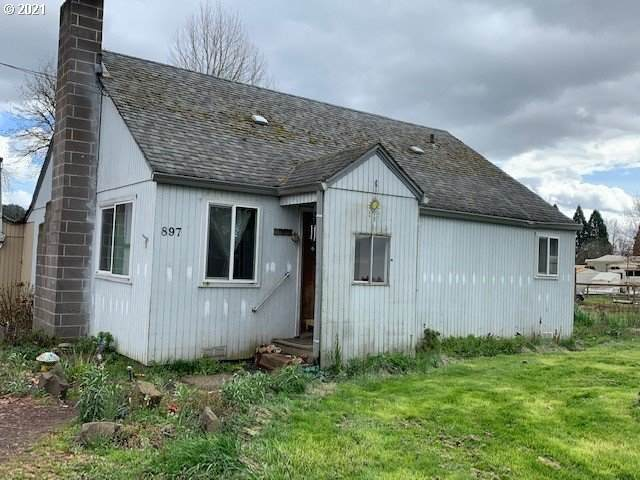 897 S 43RD St, Springfield, OR 97478 (MLS #21000042) :: RE/MAX Integrity