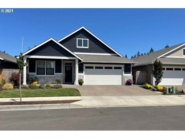 2539 N Lydia Loop, Hubbard, OR 97032 (MLS #21026840) :: Next Home Realty Connection