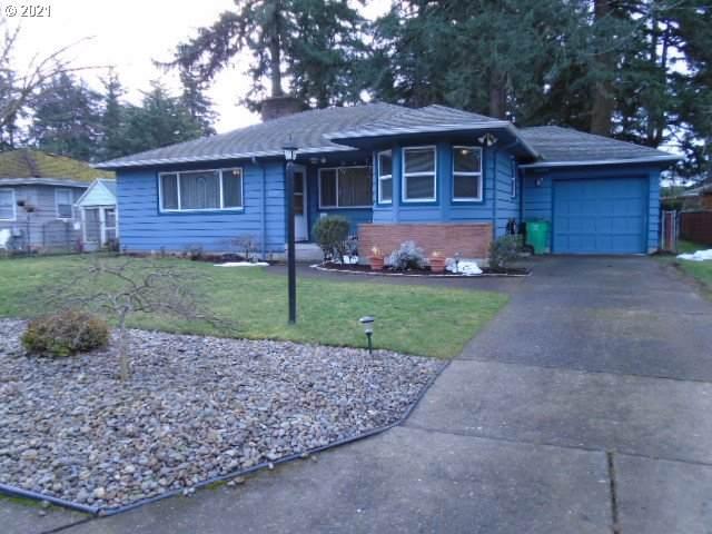 11520 SE Bush St, Portland, OR 97266 (MLS #21031023) :: Beach Loop Realty