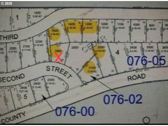 E 2nd St, Oakridge, OR 97463 (MLS #21049331) :: The Haas Real Estate Team