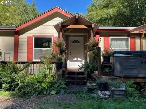 2277 Oar Creek Rd, Reedsport, OR 97467 (MLS #21056049) :: McKillion Real Estate Group
