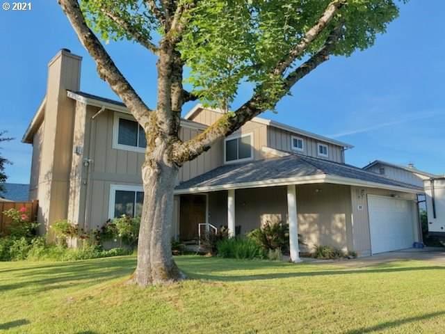 3337 Honeywood St, Eugene, OR 97408 (MLS #21065446) :: The Haas Real Estate Team