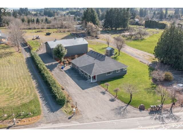 30926 SE Bluff Rd, Gresham, OR 97080 (MLS #21068574) :: The Pacific Group