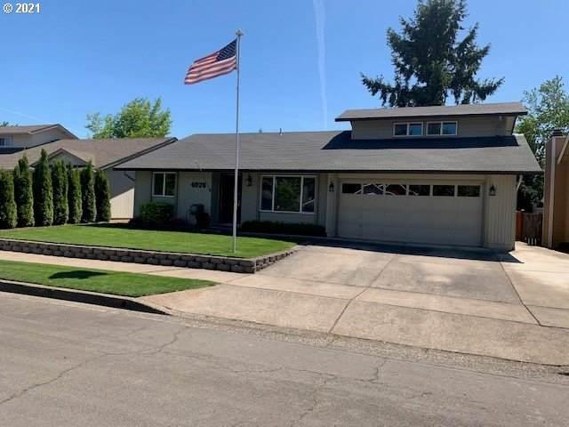 4078 N Clarey St, Eugene, OR 97402 (MLS #21114298) :: Song Real Estate