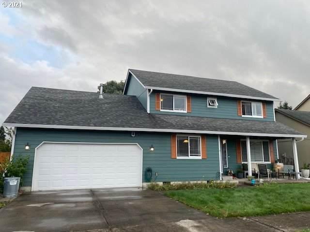 9105 NE 90TH St, Vancouver, WA 98662 (MLS #21143613) :: Fox Real Estate Group