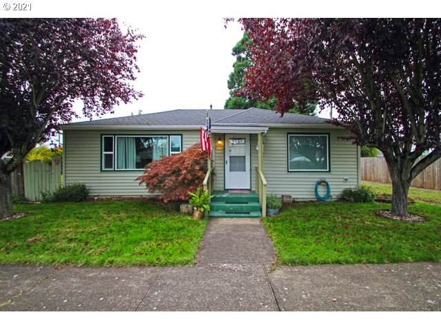 560 S 2ND St, Harrisburg, OR 97446 (MLS #21152186) :: The Haas Real Estate Team
