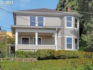 231 S Hamilton St, Portland, OR 97239 (MLS #21159469) :: Keller Williams Portland Central