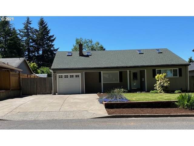 895 NW Towle Ave, Gresham, OR 97030 (MLS #21165162) :: Change Realty