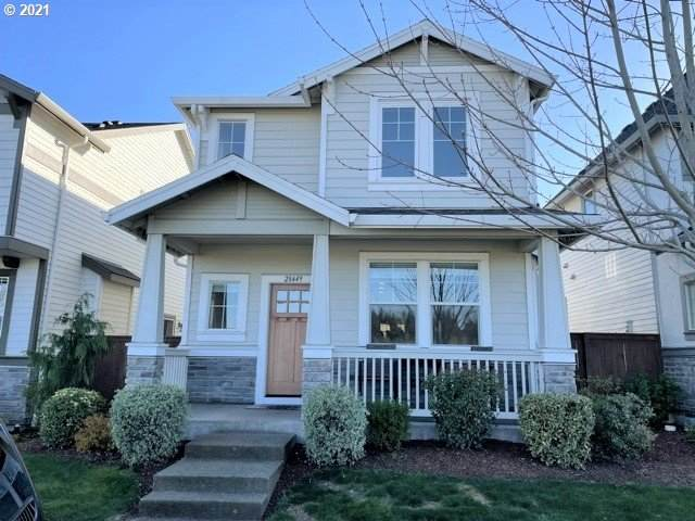 28449 SW Coffee Lake Dr, Wilsonville, OR 97070 (MLS #21171604) :: McKillion Real Estate Group