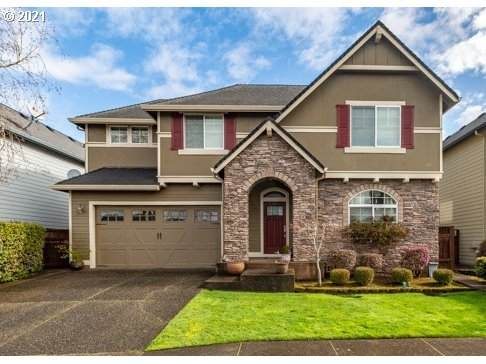 3510 NE Garfield St, Camas, WA 98607 (MLS #21177824) :: Gustavo Group