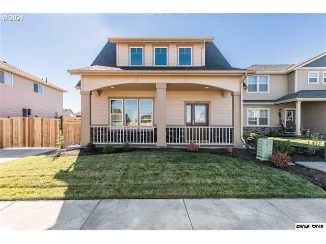 1677 SE Academy St Dallas Or, Dallas, OR 97338 (MLS #21180609) :: McKillion Real Estate Group