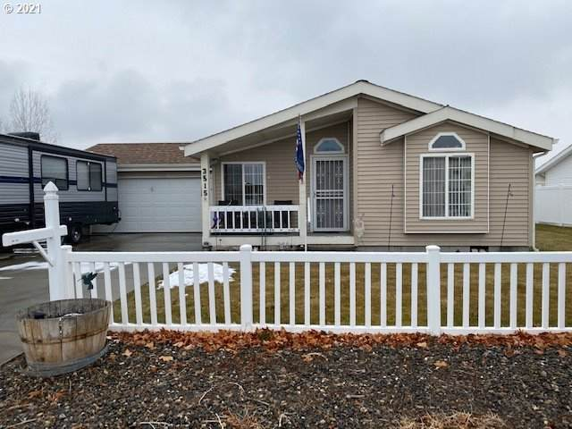 3515 Birch St, Baker City, OR 97814 (MLS #21196779) :: Premiere Property Group LLC