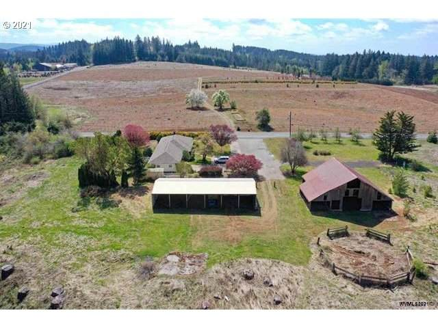 160 Silver Falls Dr NE, Silverton, OR 97381 (MLS #21207356) :: Beach Loop Realty