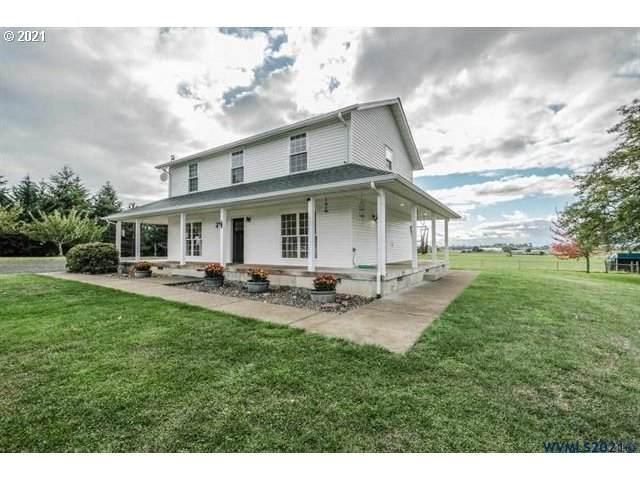 34265 Powell Hills Loop, Shedd, OR 97377 (MLS #21210006) :: The Haas Real Estate Team