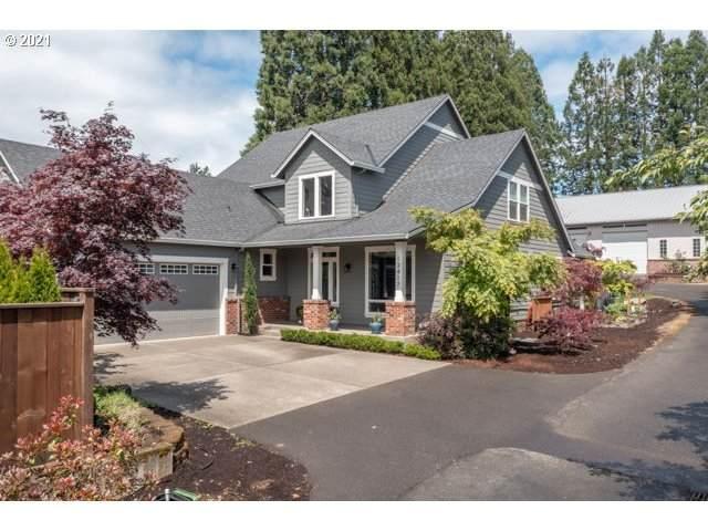 13417 SE Parkside Dr, Happy Valley, OR 97086 (MLS #21228844) :: Lux Properties