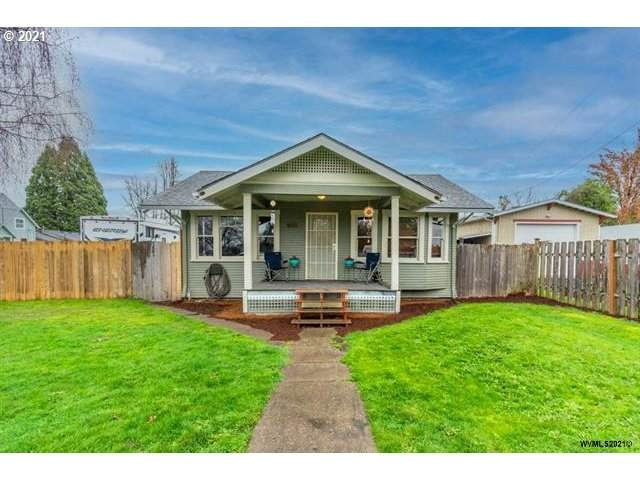 1655 Thurston St, Albany, OR 97322 (MLS #21233823) :: Beach Loop Realty