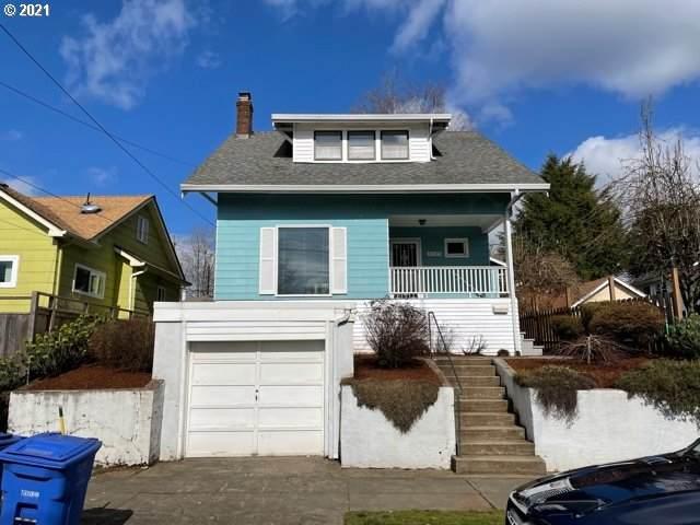 3329 SE Kelly St, Portland, OR 97202 (MLS #21241935) :: Premiere Property Group LLC