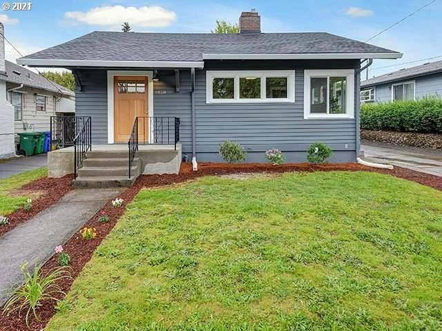 6818 NE Stanton St, Portland, OR 97213 (MLS #21242286) :: Holdhusen Real Estate Group