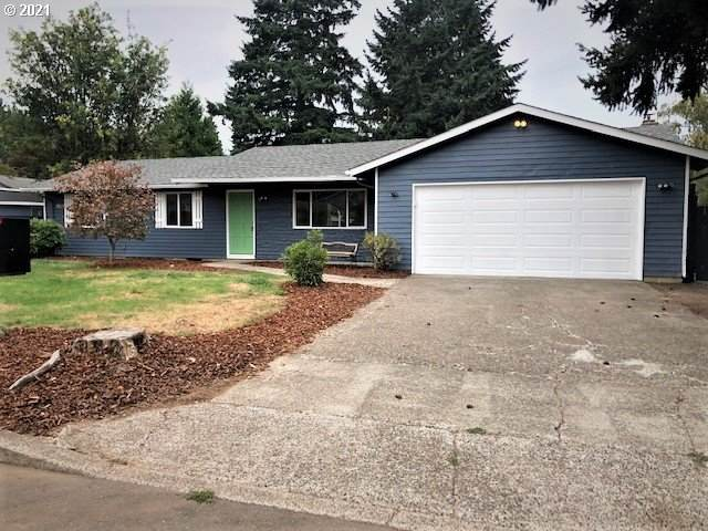 2512 NE 151ST Ave, Vancouver, WA 98684 (MLS #21245293) :: Real Estate by Wesley