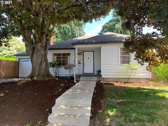 416 SE 86TH Ave, Portland, OR 97216 (MLS #21252291) :: Change Realty
