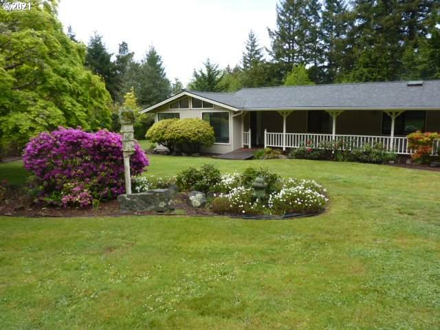87570 Bearhead Mtn Ln, Bandon, OR 97411 (MLS #21254007) :: Beach Loop Realty
