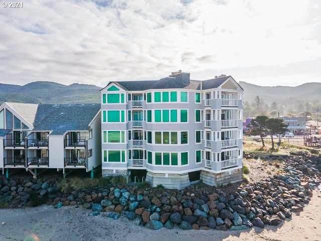 115 N Miller St #101, Rockaway Beach, OR 97136 (MLS #21265435) :: Beach Loop Realty