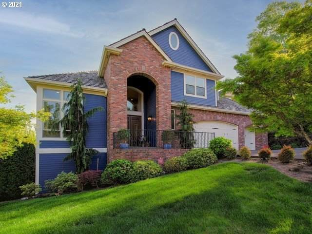 10418 NW Mayer Ct, Portland, OR 97229 (MLS #21268296) :: Change Realty