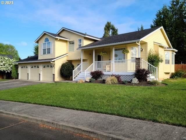 4314 NE 126TH St, Vancouver, WA 98686 (MLS #21272241) :: Fox Real Estate Group